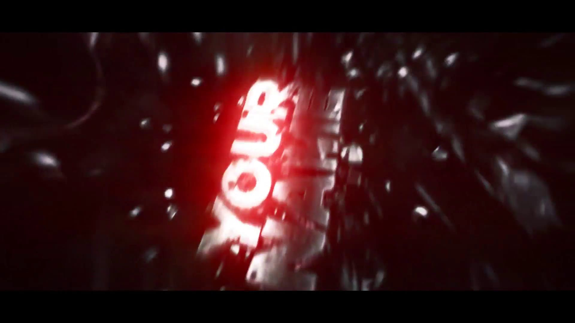 Red Sync Intro Template Cinema 4D After Effects FREE DOWNLOAD