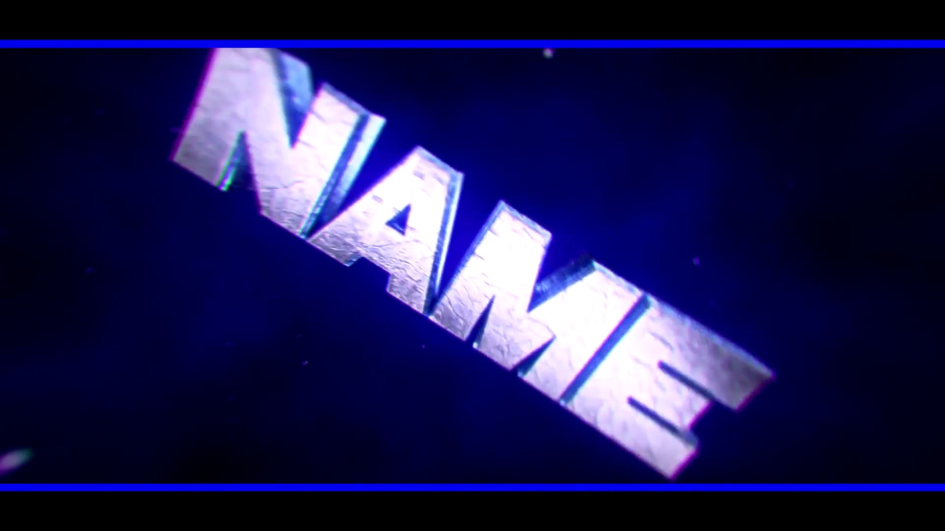 BlinkingClean Intro Template Cinema 4D After Effects wTutorial FREE DOWNLOAD