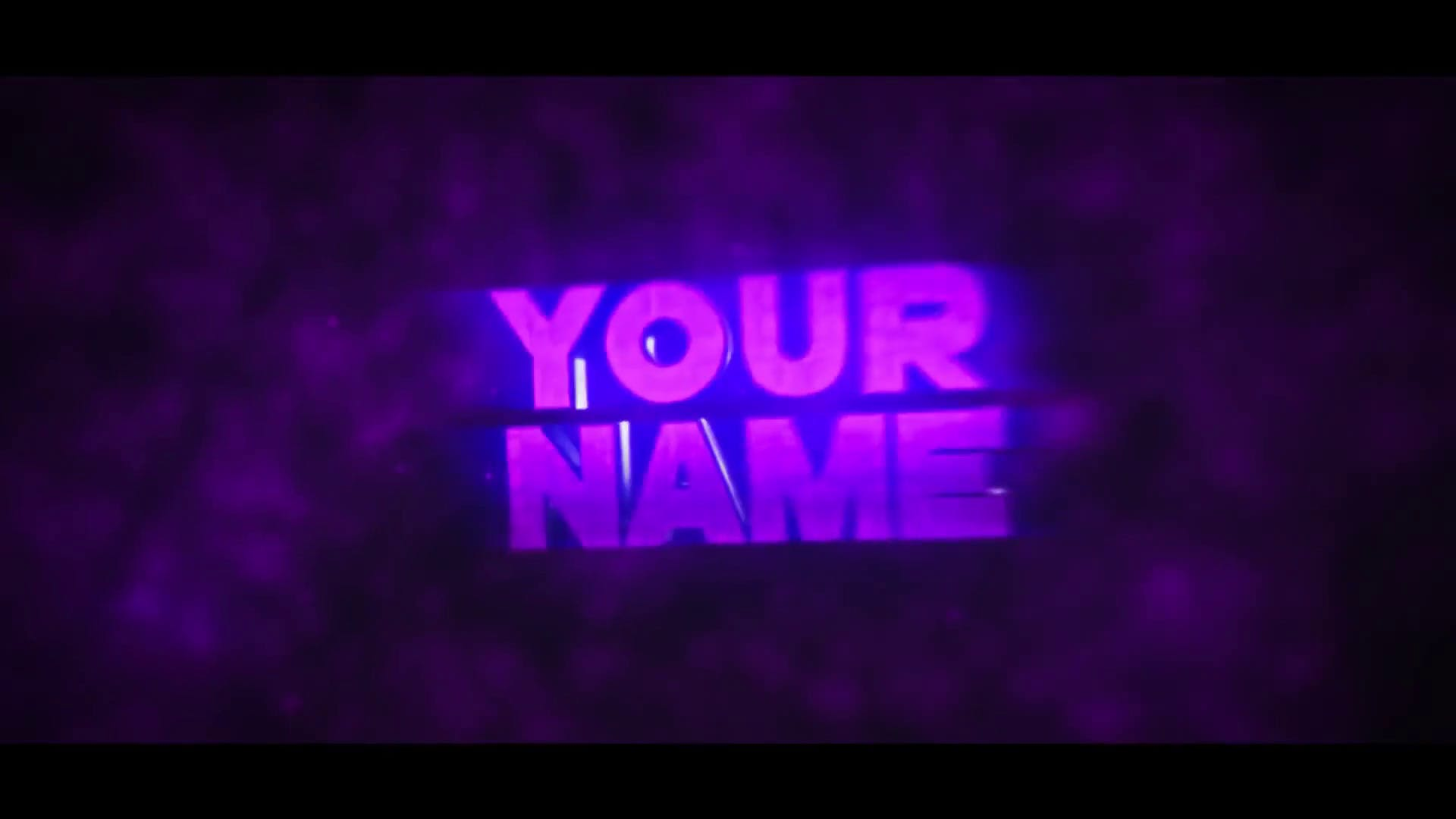 FREE Bounce Shockwave 3D Intro Cinema 4D After Effects Template