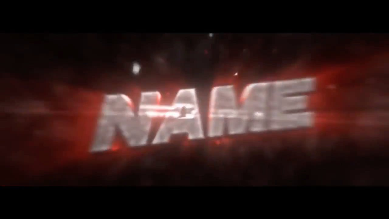 Red Blast Cinema 4D After Effects Intro Template FREE DOWNLOAD
