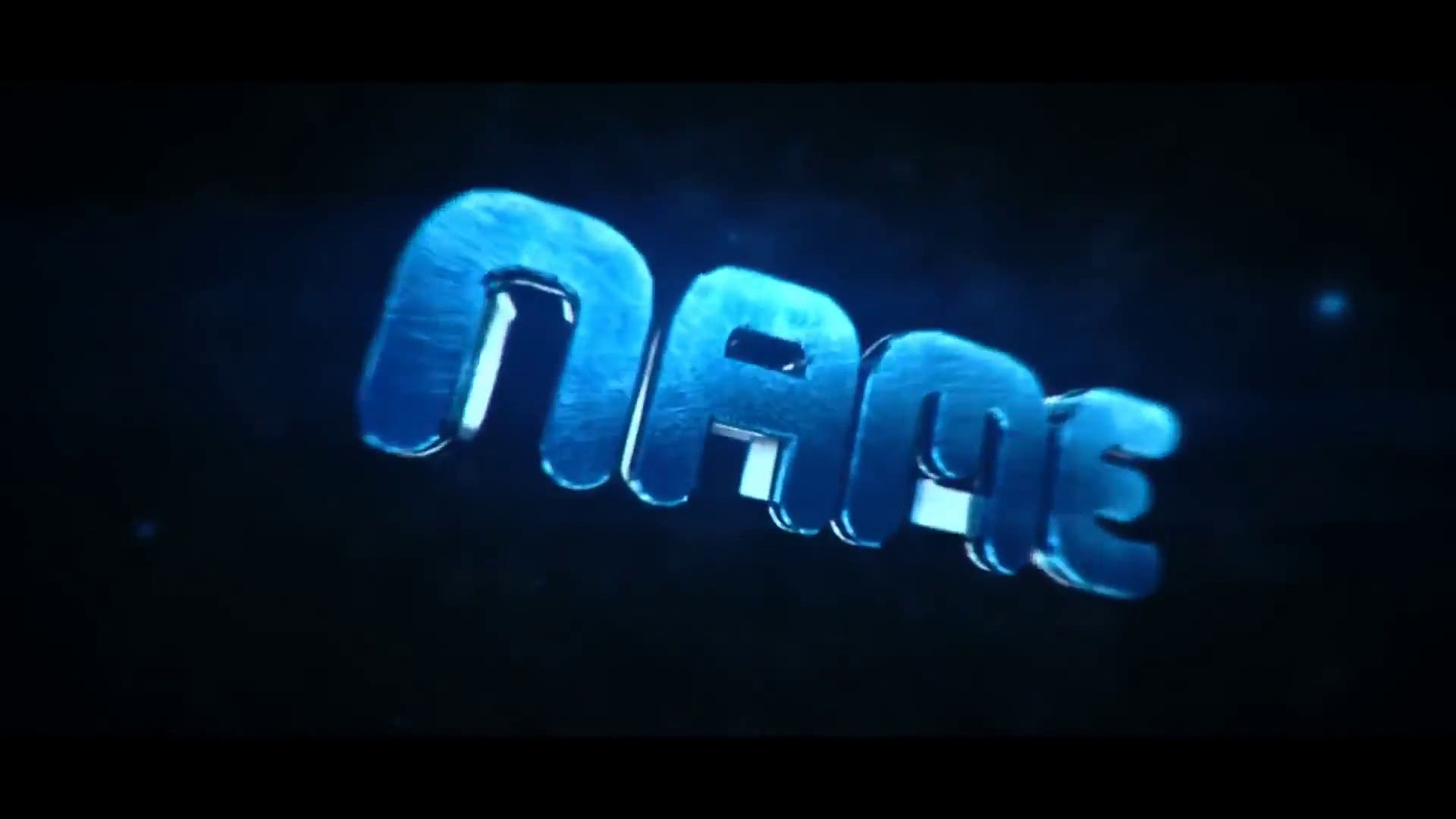 3D Bounce Sync Intro Template FREE DOWNLOAD