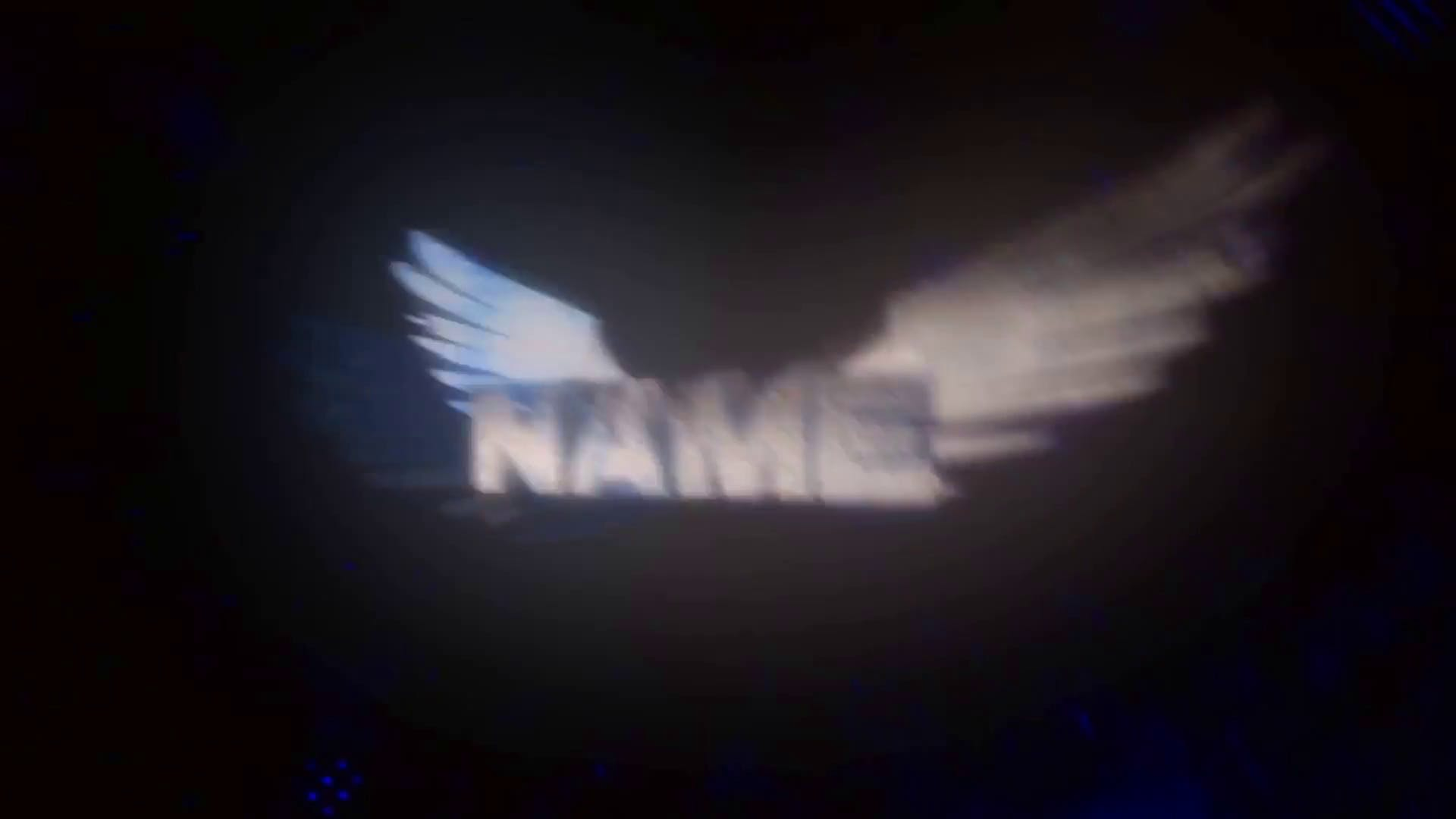Wings Cinema 4D After Effects Intro Template FREE DOWNLOAD