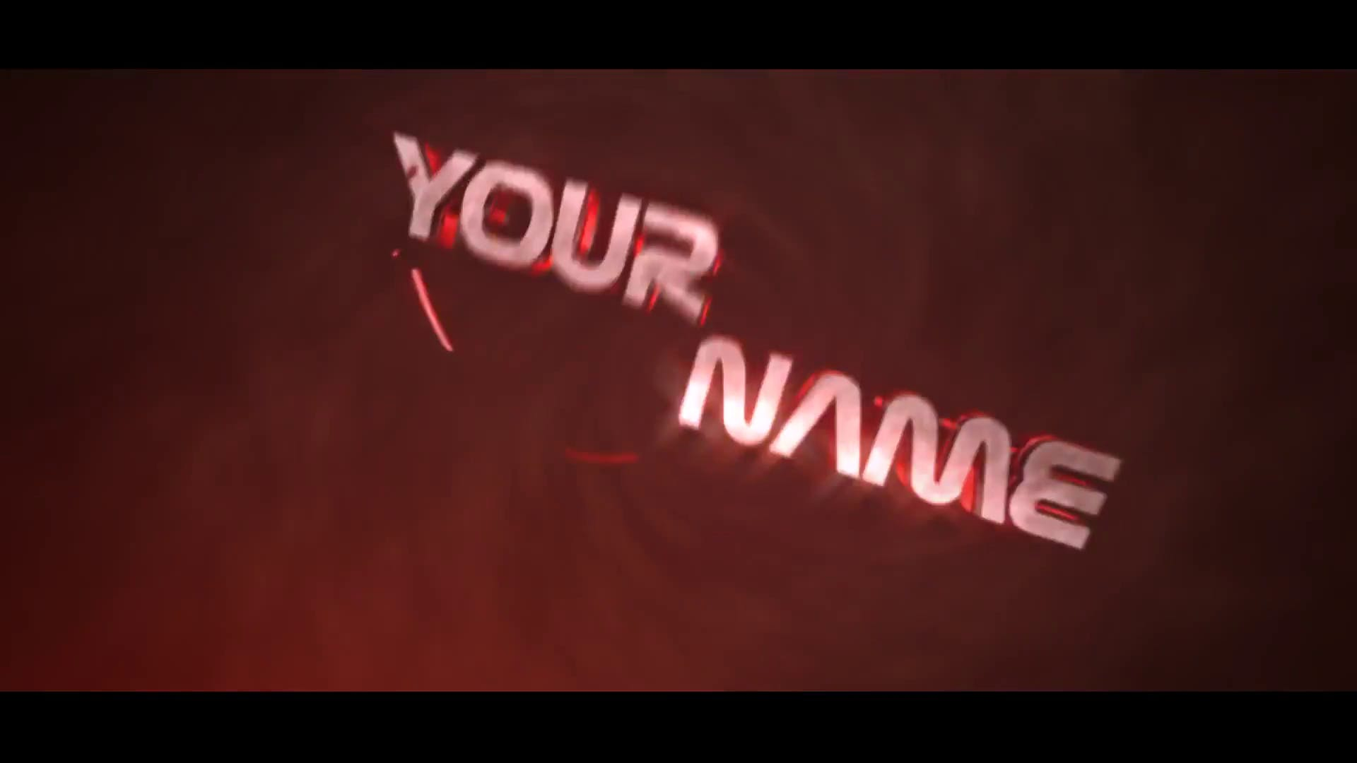 FREE Seriously Awesome 3D Cinema 4D After Effects Intro Template