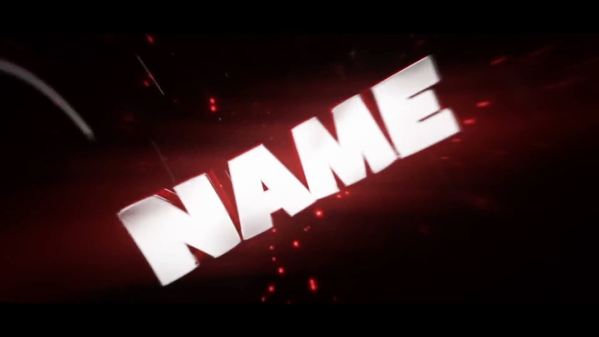 FREE Red Epic Sync Intro Template Cinema 4D After Effects