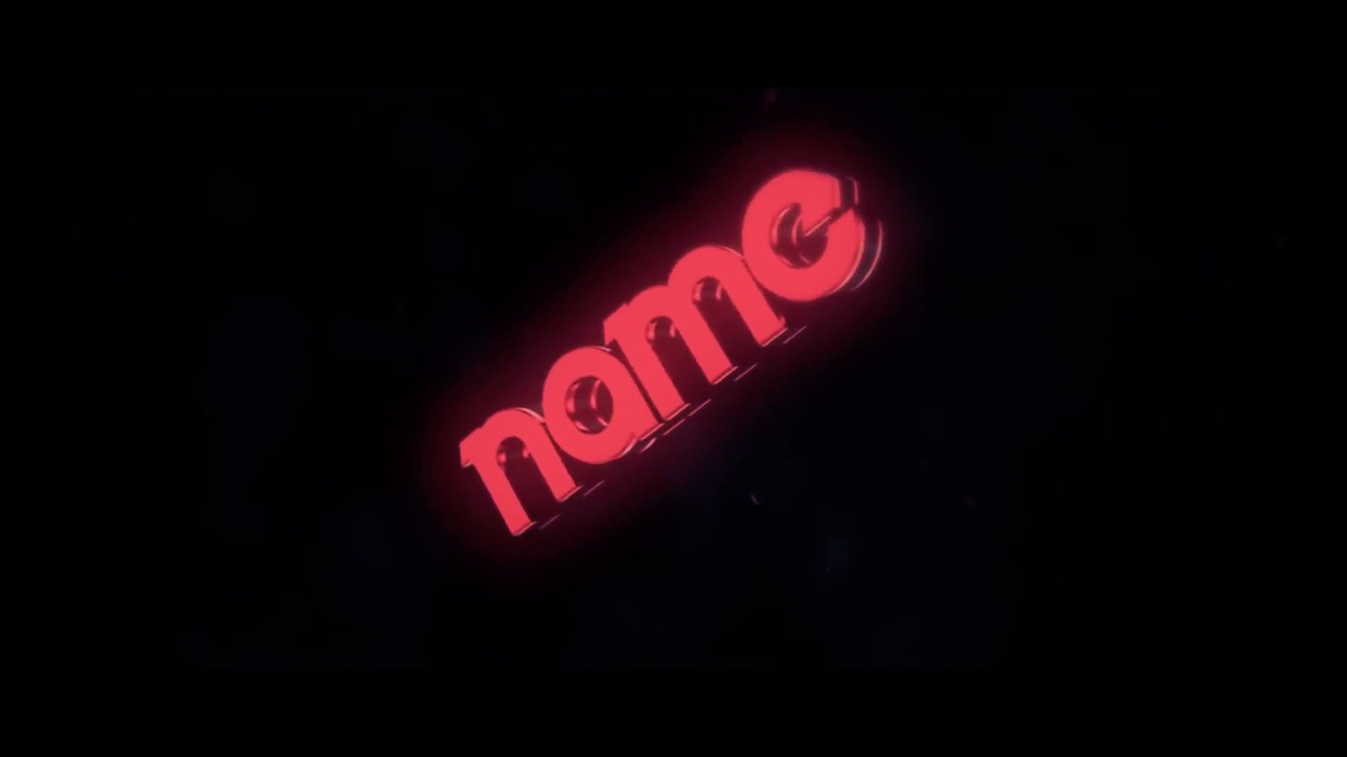 FREE Red Seductive Cinema 4D After Effects Intro Template