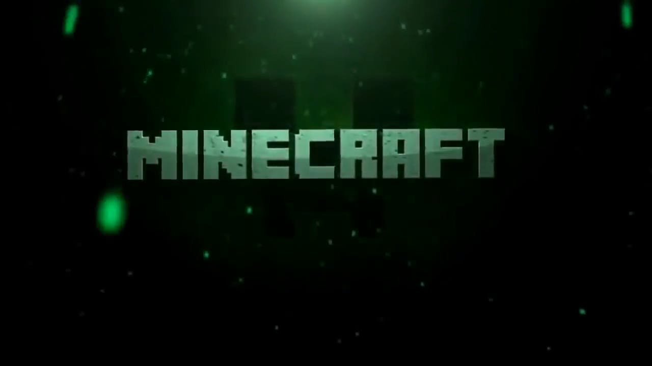 sony vegas minecraft intro template