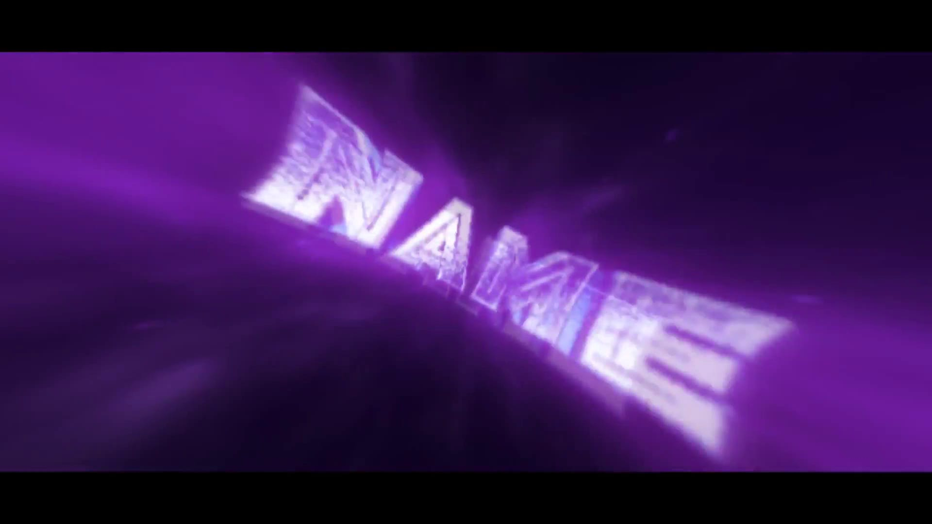 FREE Hyper Blue Cinema 4D After Effects Intro Template