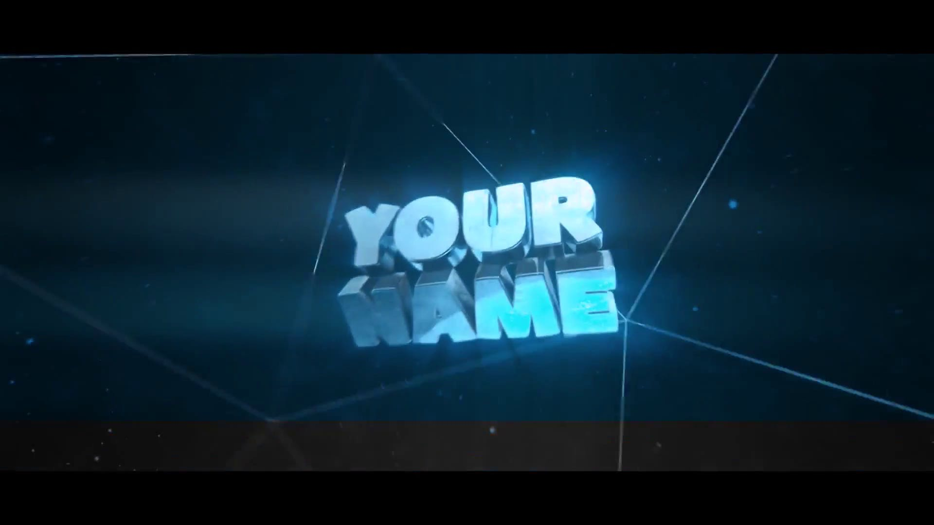 FREE Light Blue Multicolored After Effects Cinema 4D