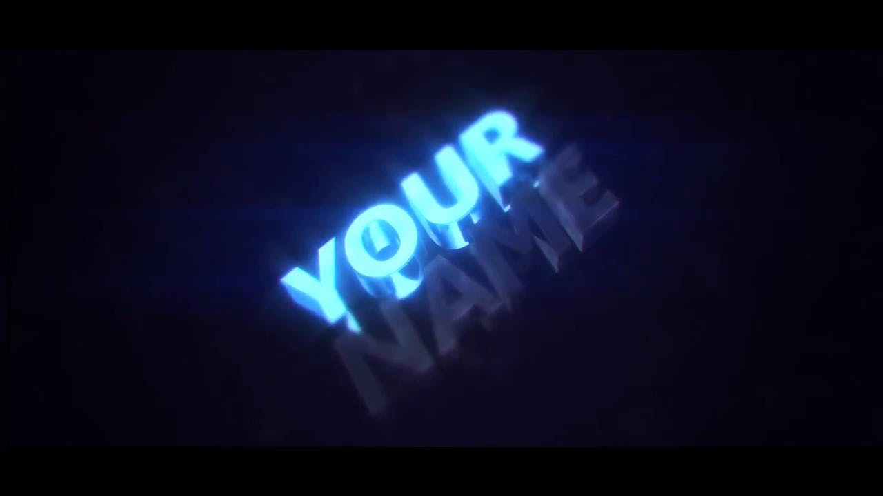 3D Shockwave Cinema 4D After Effects Intro Template 2016