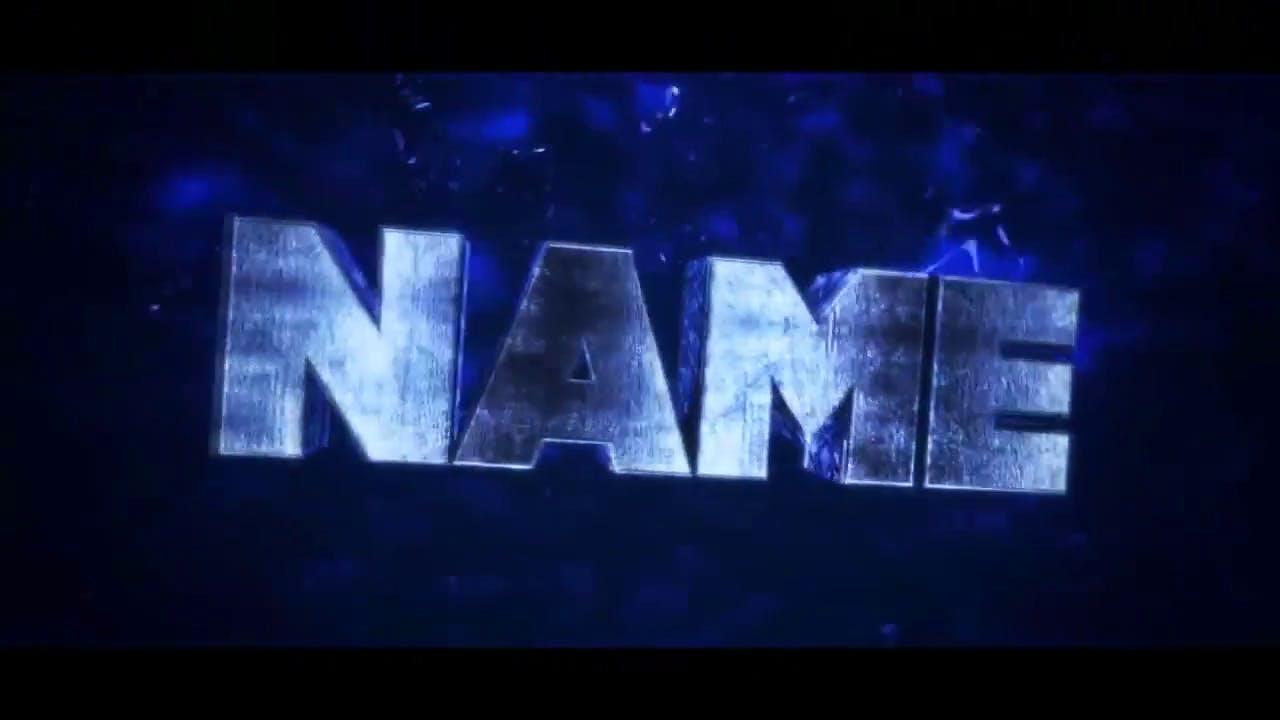 Blue & Chill Cinema 4D After Effects Intro Template