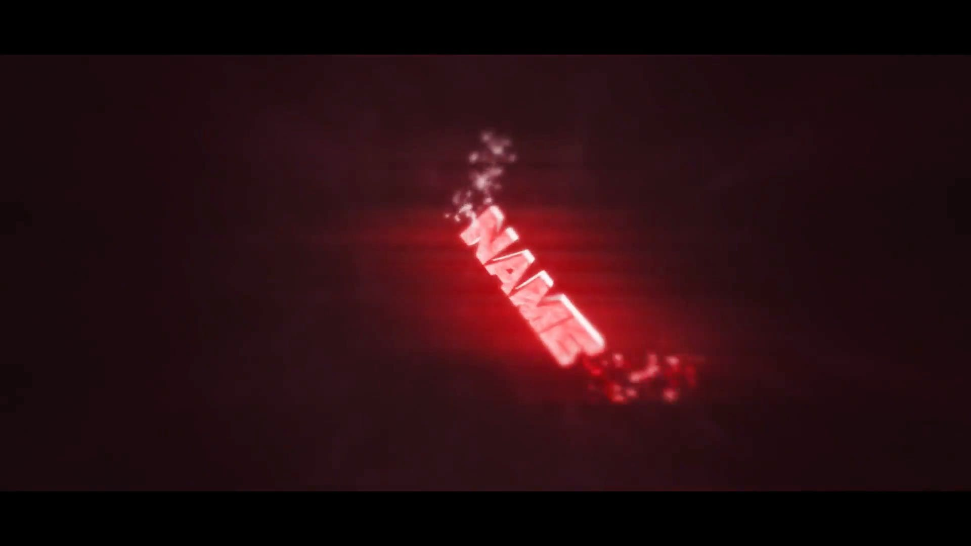 Dark Pulsation Particles C4D & AE Intro Template FREE DOWNLOAD
