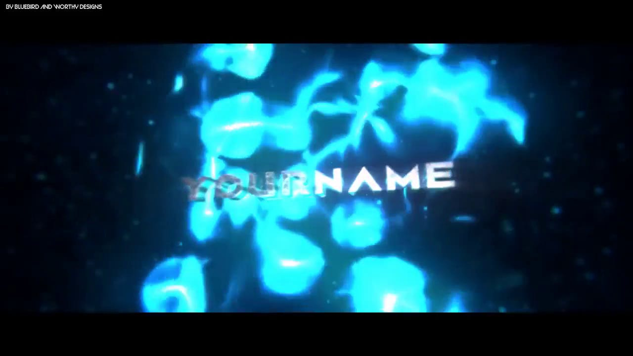 Blender Intro Template FREE DOWNLOAD 2016