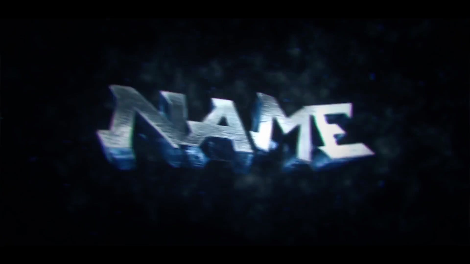 Blinking Cinema 4D After Effects Intro Template FREE DOWNLOAD