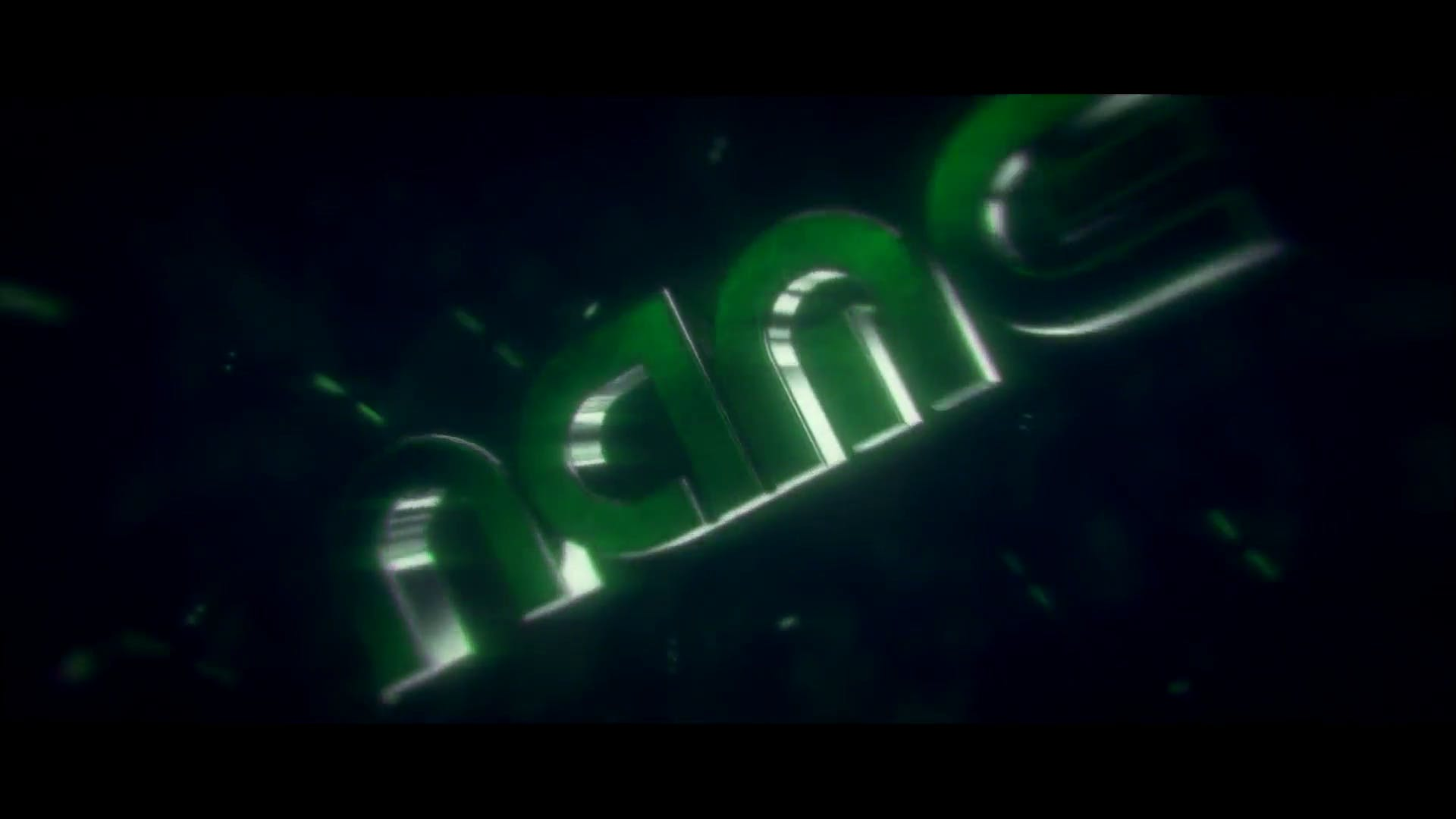 Green Smooth Cinema 4D After Effects FREE DOWNLOAD