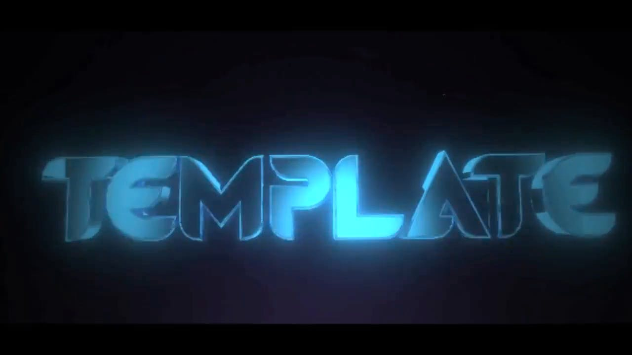Shiny Blender ONLY Intro Template FREE DOWNLOAD 2016