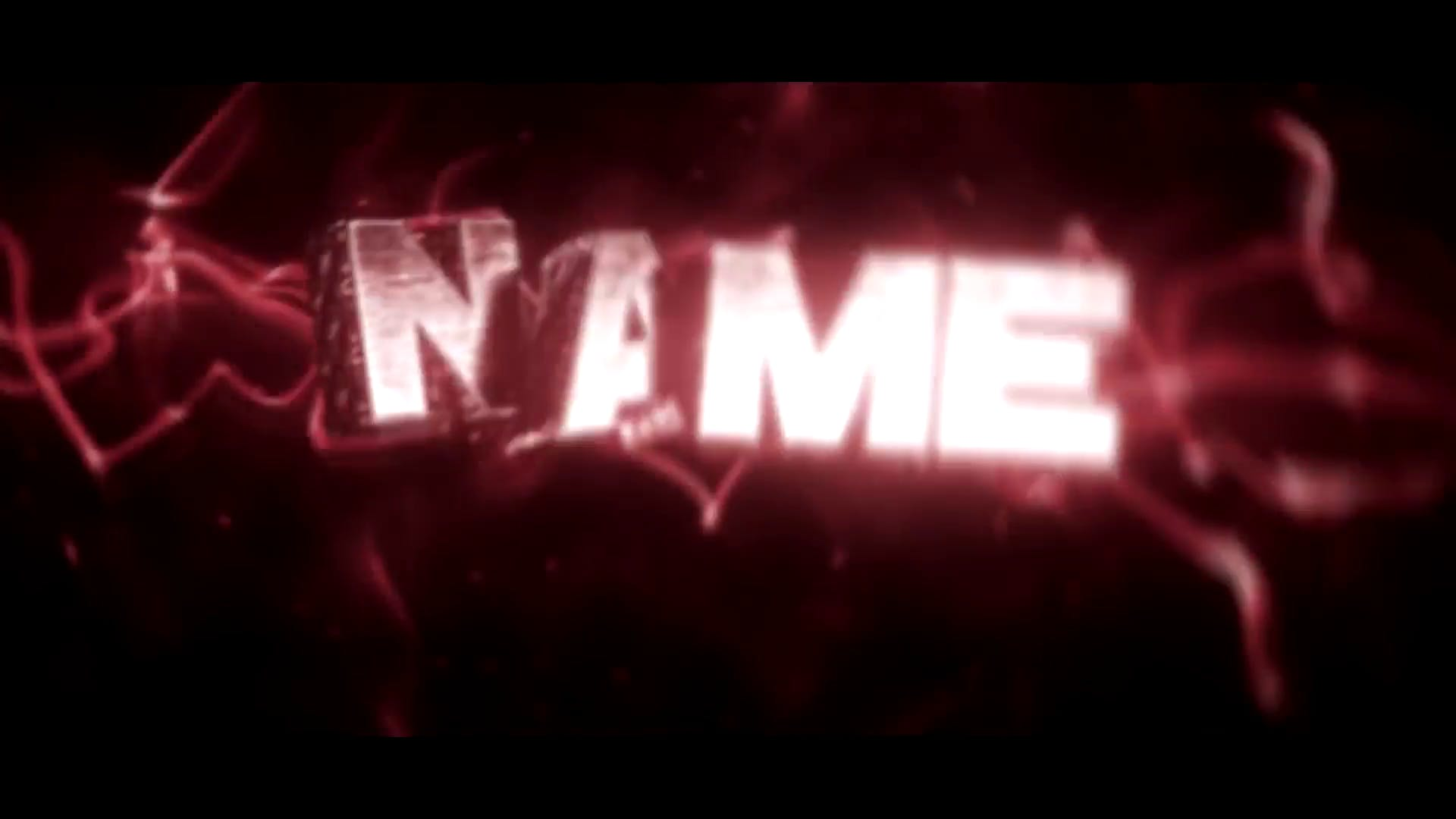 Shockwave Pulse Red Cinema 4D After Effects Intro Template FREE DOWNLOAD