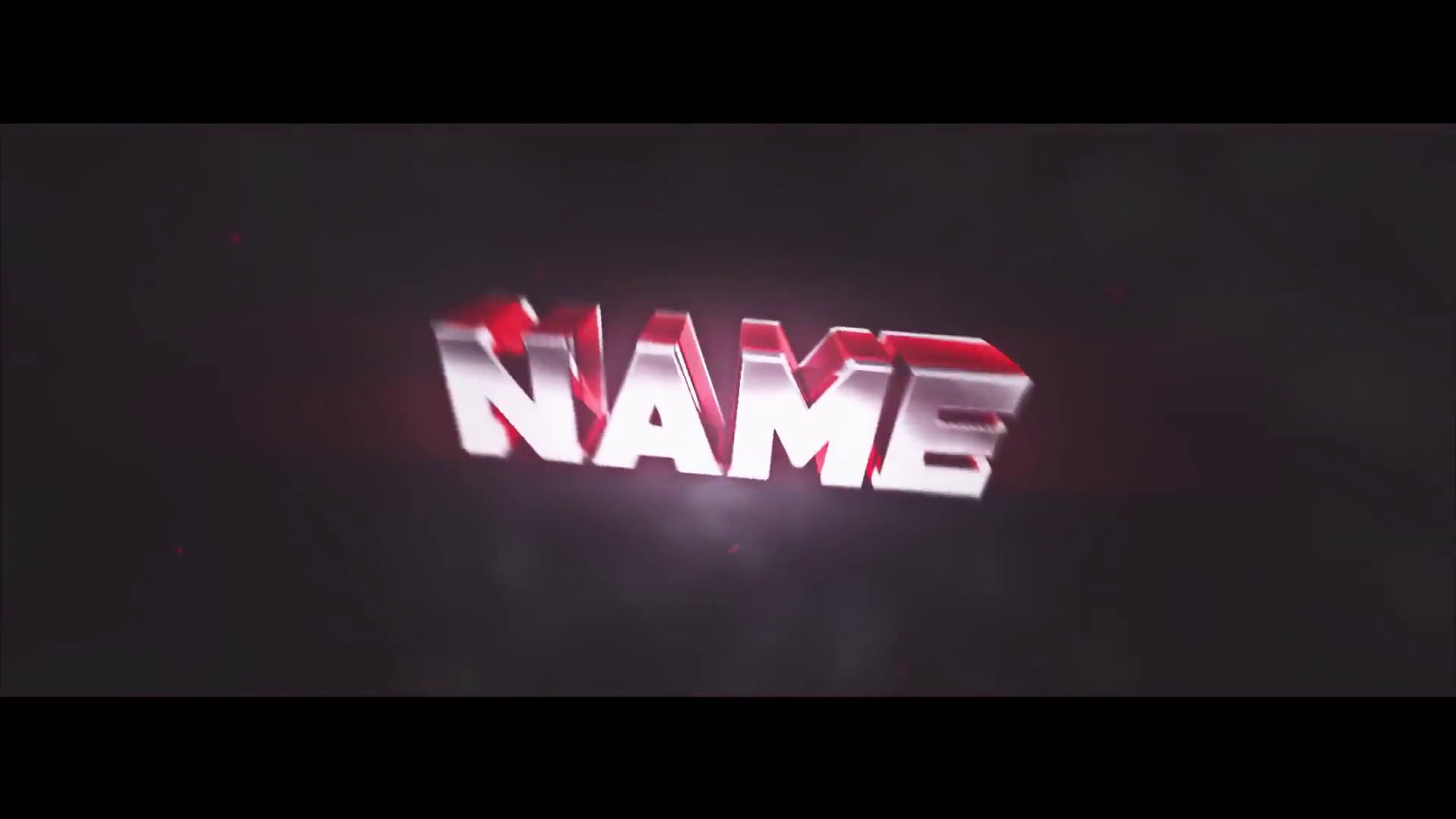 Red White Sync Intro Template Cinema 4D After Effects FREE DOWNLOAD