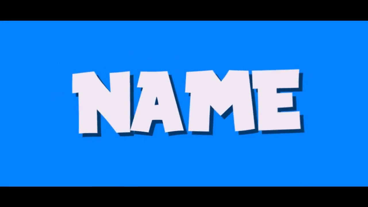 2D After Effects ONLY Intro Template FREE DOWNLOAD