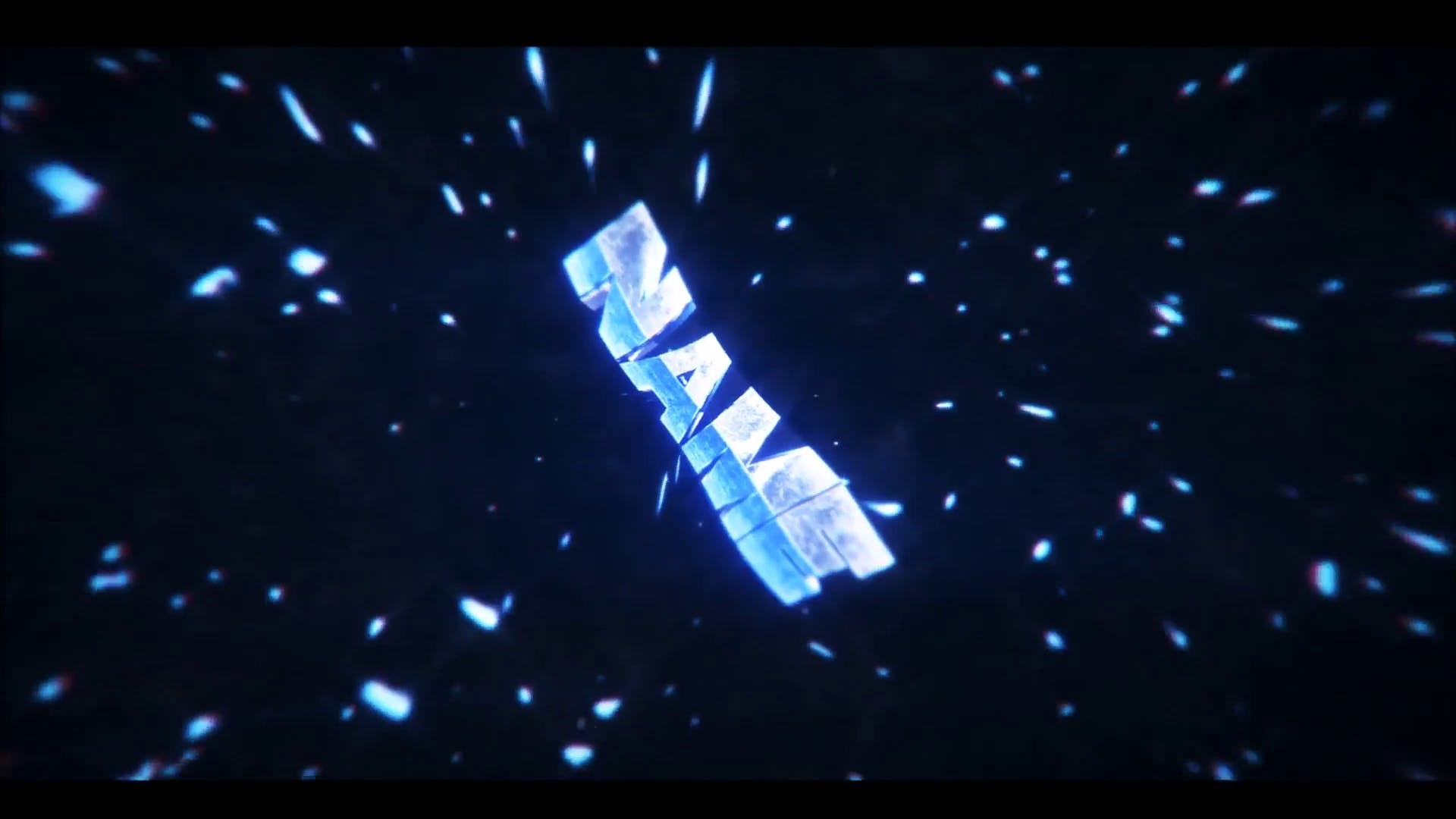White Blue Cinema 4D After Effects Intro Template FREE DOWNLOAD