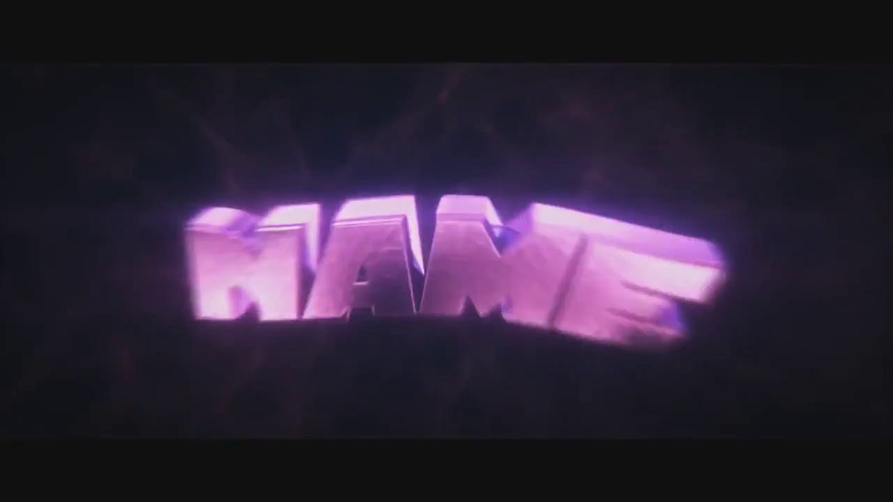 Purple Shockwave Intro Template Cinema 4D After Effects FREE DOWNLOAD