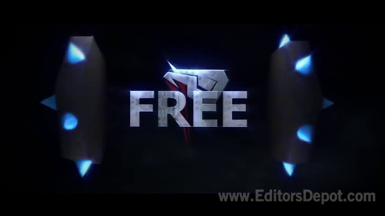 Free 3D Logo Reveal Template - Cinema 4D and After Effects