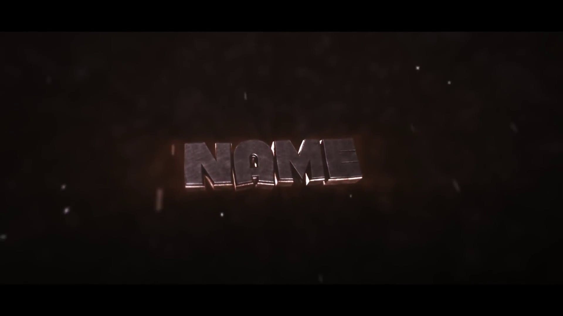 Brown Shake Cinema 4D After Effects Intro Template FREE DOWNLOAD