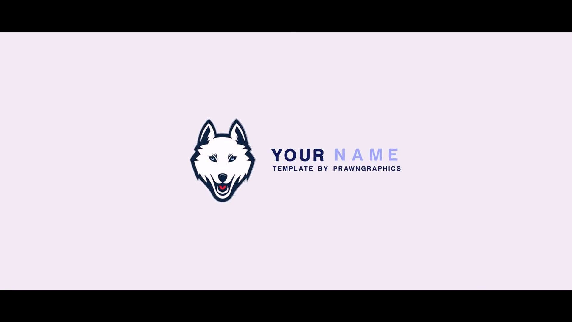 Simple Clean 2D After Effects ONLY Intro Template EASY TO EDIT FREE DOWNLOAD
