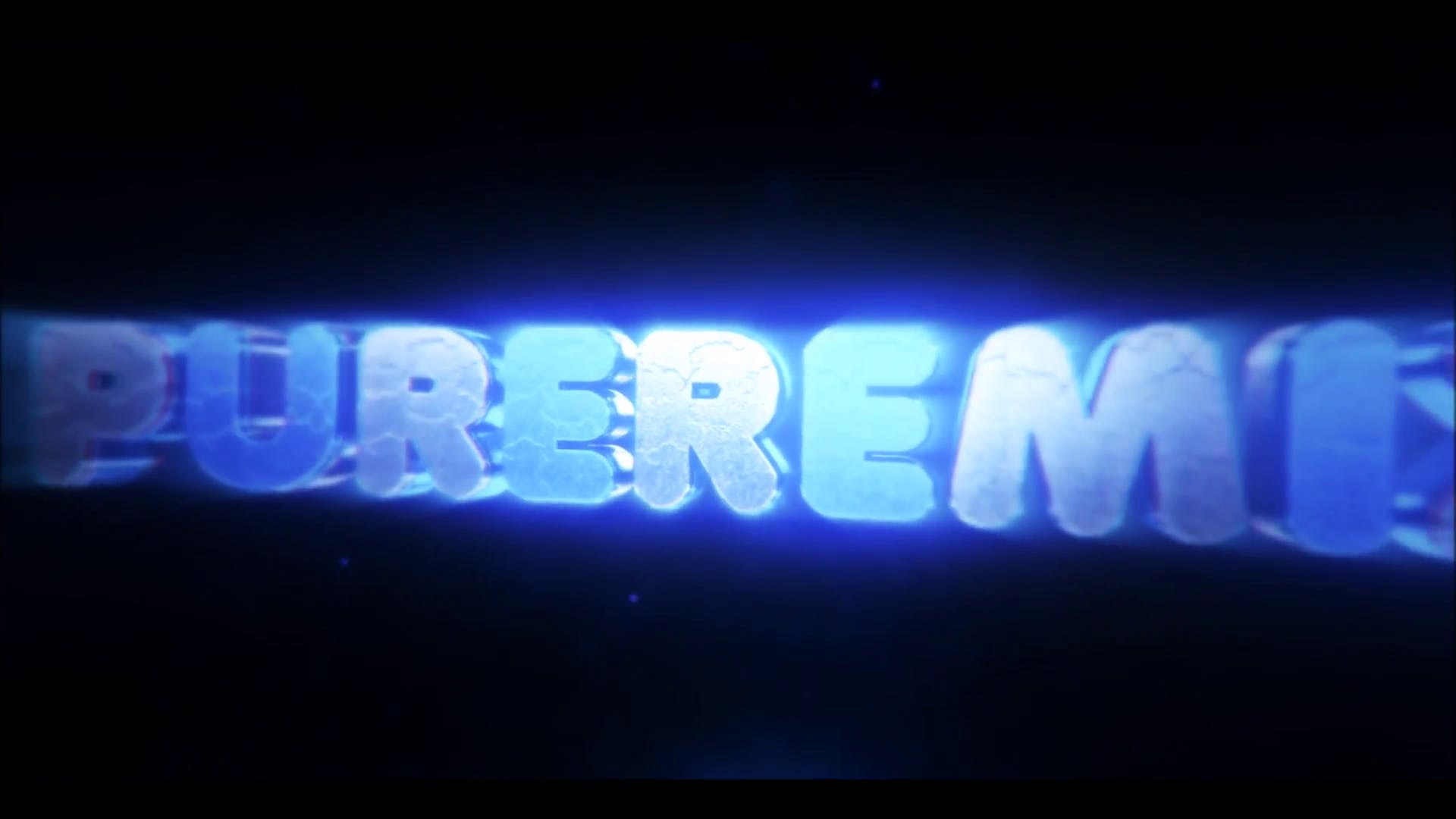 EPIC Blue Cinema 4D After Effects Intro Template FREE DOWNLOAD