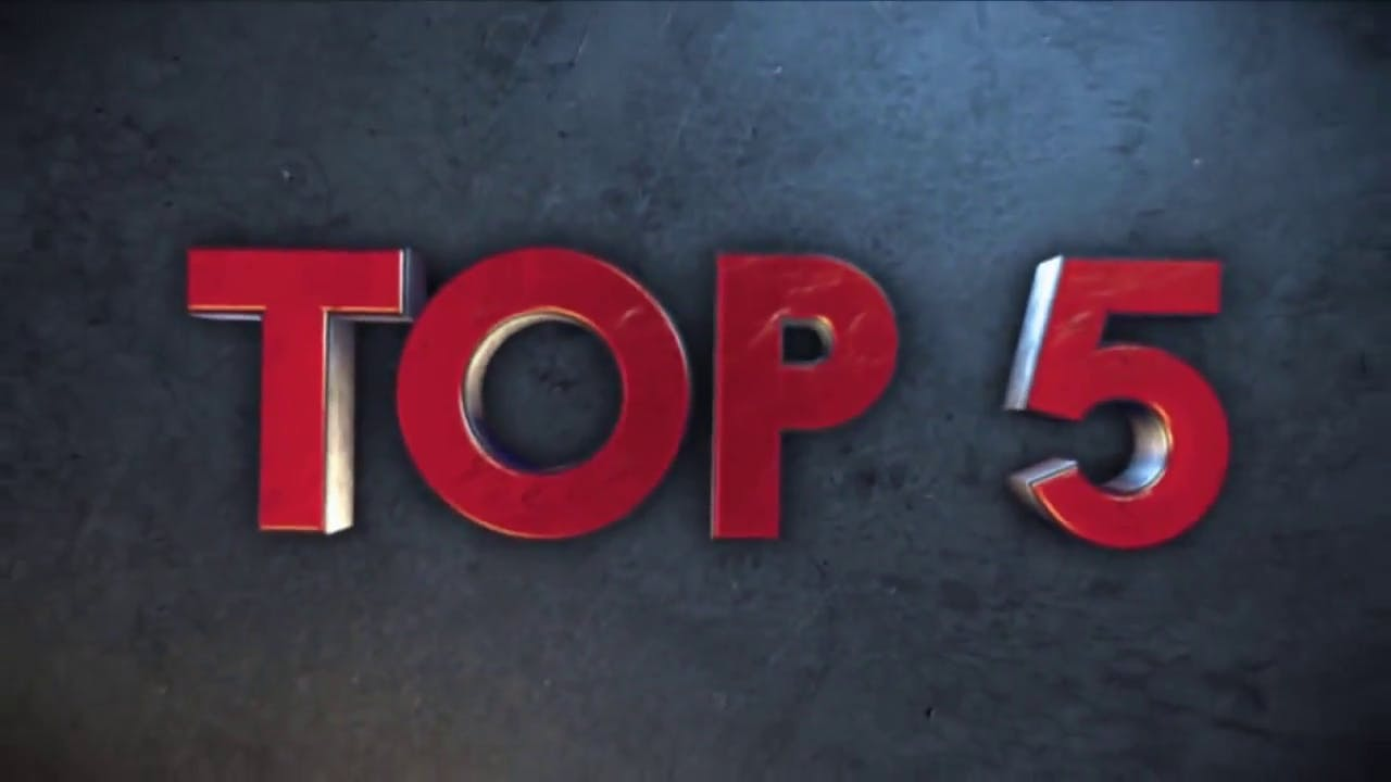 Top 5 Free 3D Countdown Template (After Effects) free template