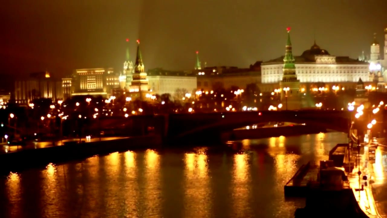 Red Square Moscow free stock video