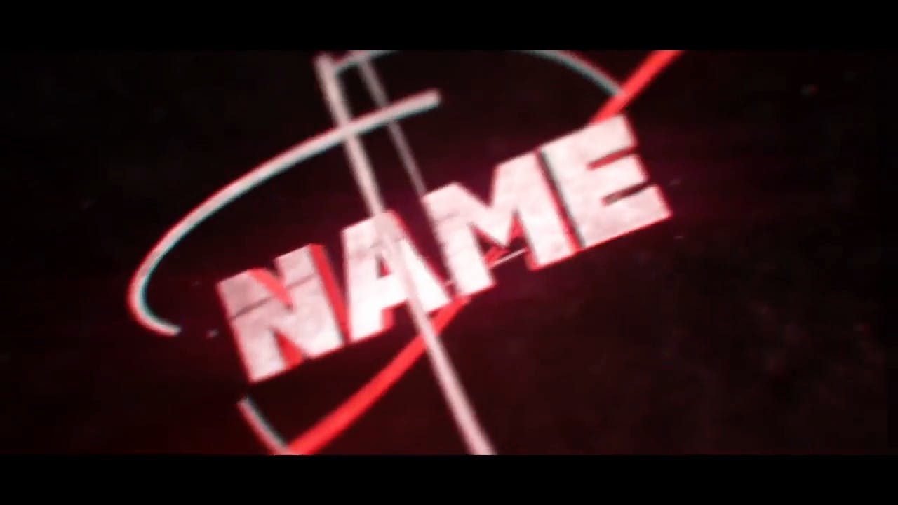 AWESOME Red SYNC Intro Template FREE DOWNLOAD