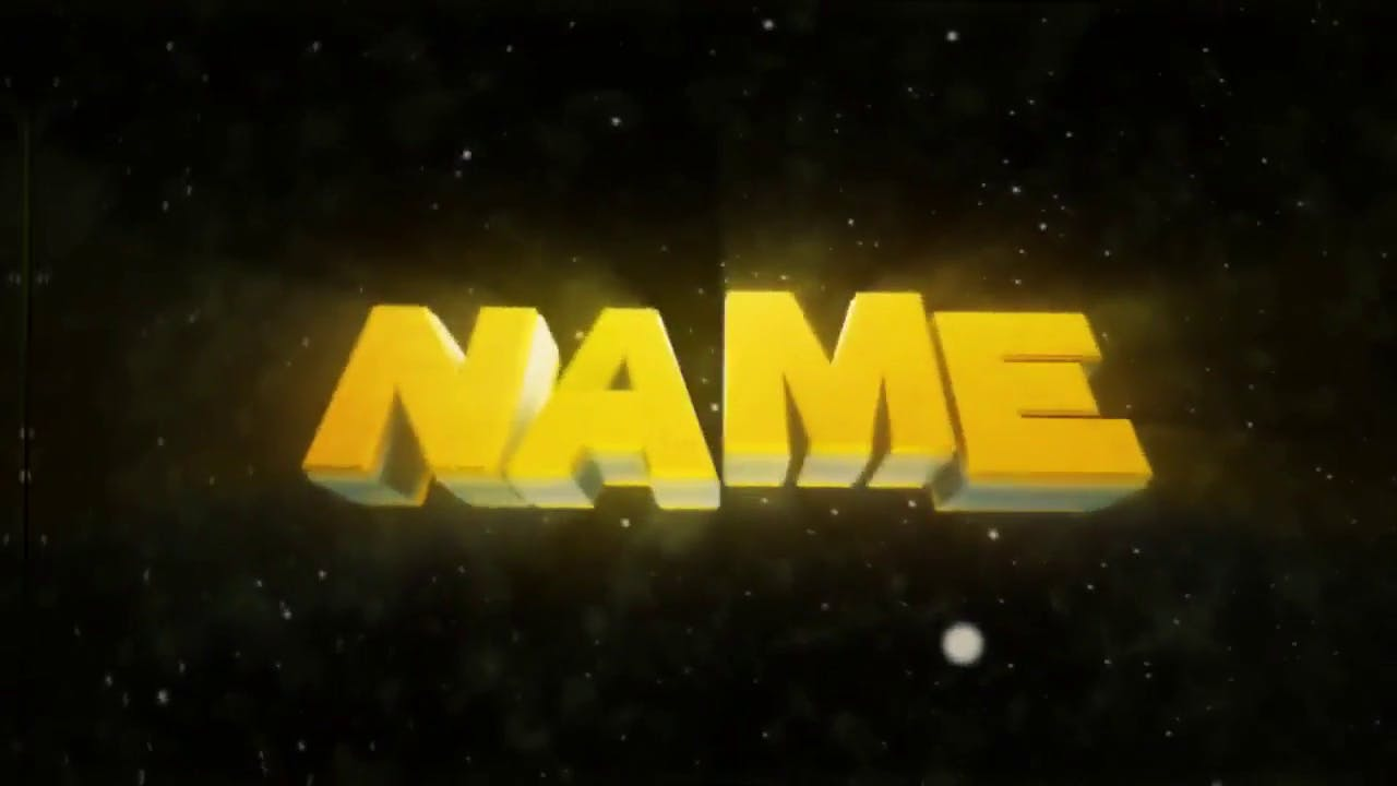 Yellow AWESOME Sync Intro Template FREE DOWNLOAD