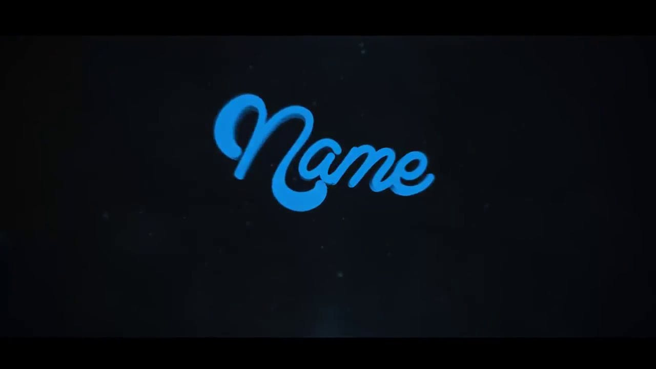 intro template cineam 4d and ae free download