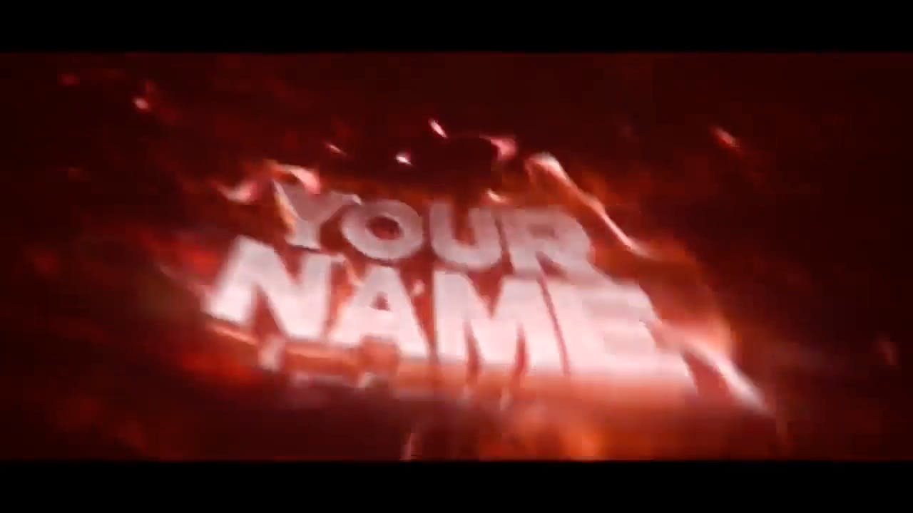 Red 3D Intro Template Hardcore pumps EDM Intro AE C4D